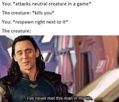 loki is de best - meme