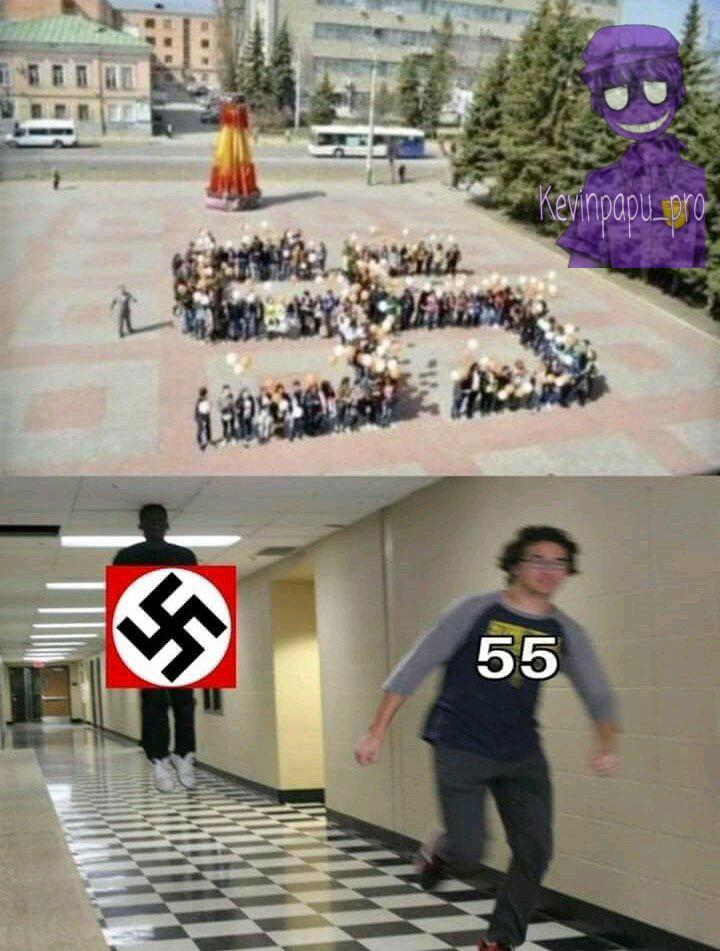 De nazi - meme