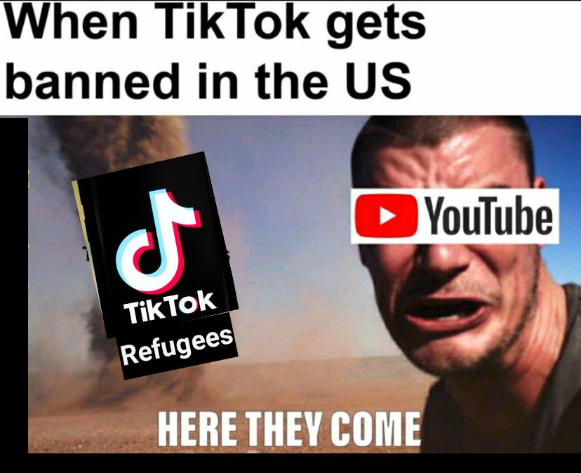 NOOOOOOOO REFUGEES! - meme