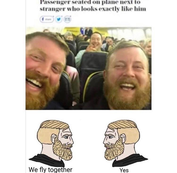 title has a doppelganger - meme