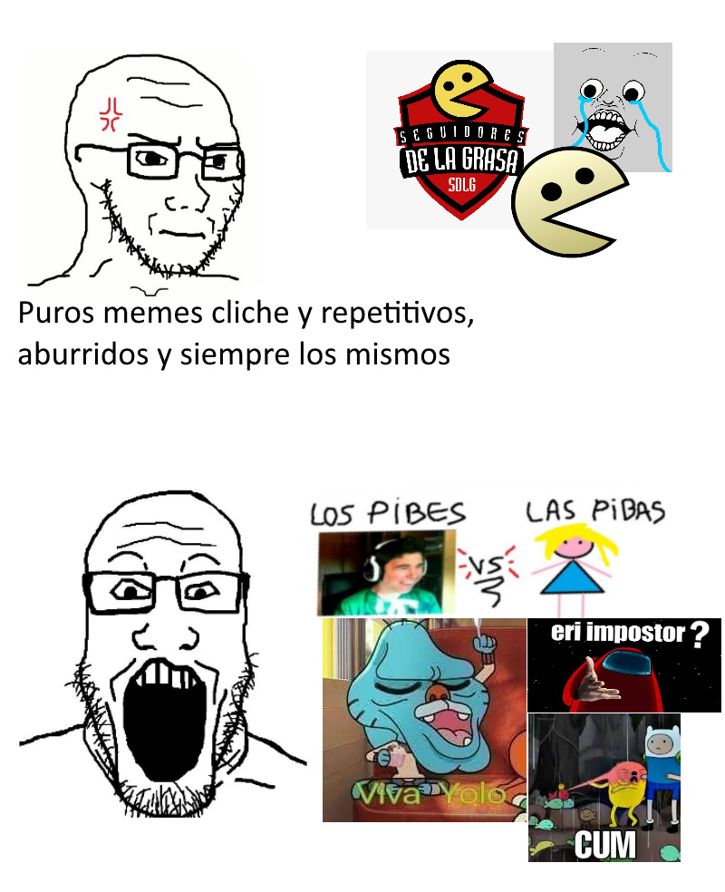 MeH M1hrO Y lA MIrE TurRrURUuruU - meme