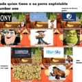 5 memes en uno p#ta que oferton