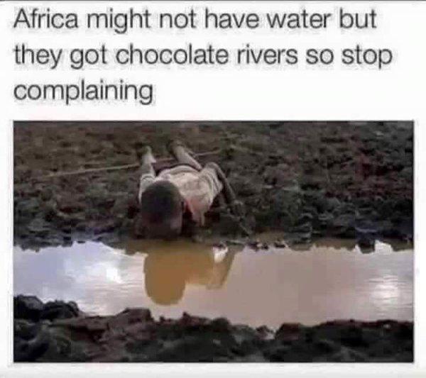 Africa fresca - meme