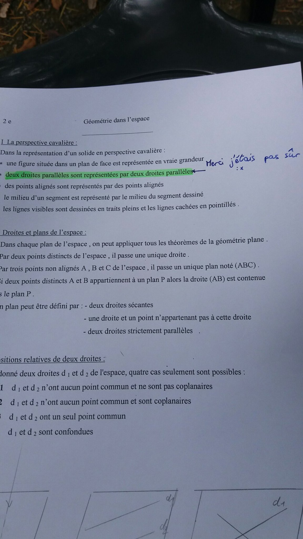 Merci la prof de maths ! - meme