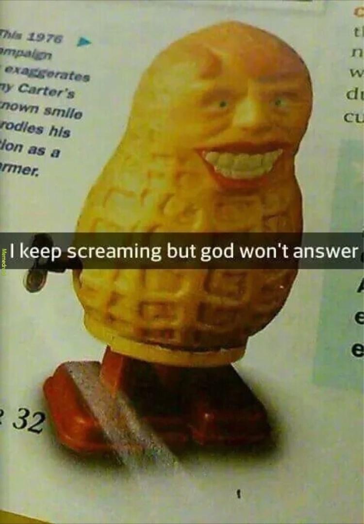 relatable peanuts - meme