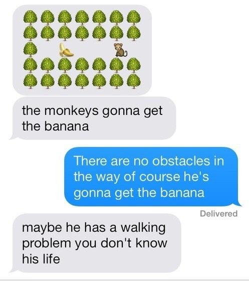 monkeys climb tho