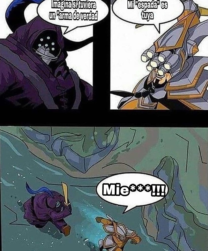 Jax vs Master yi - meme