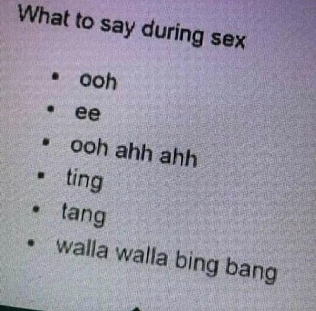 Ooh ee oohahh ahh ting tang walalalalalalalalalalal - meme