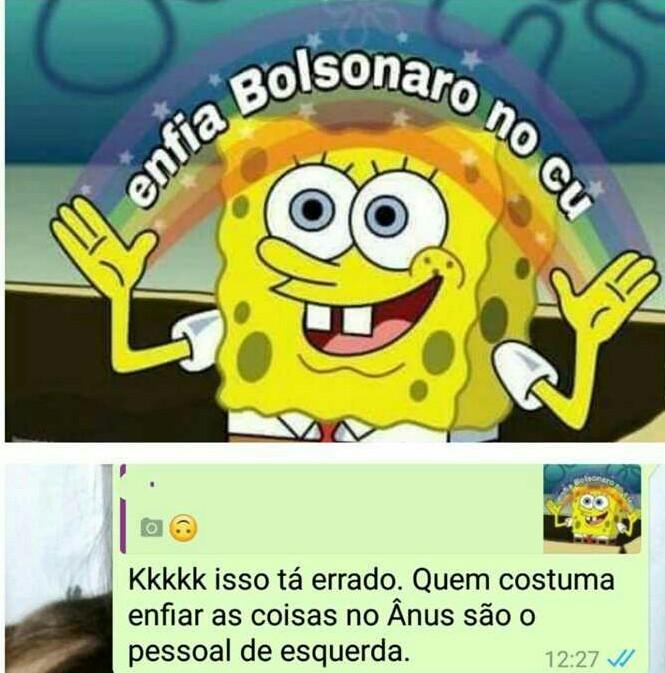 BOLSONABO - meme
