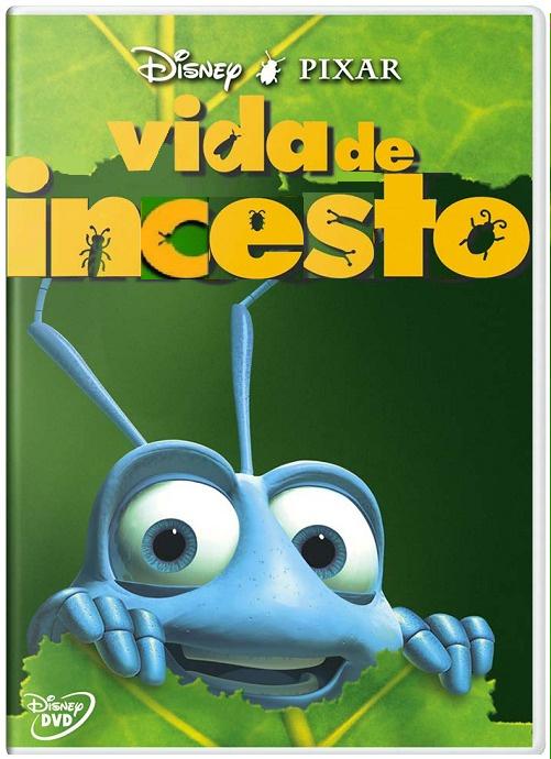 O melhor filme da pixar - meme