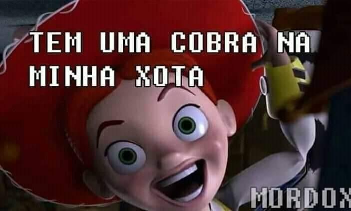 Título foi ver Toy Story 4 - meme