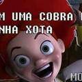 Título foi ver Toy Story 4