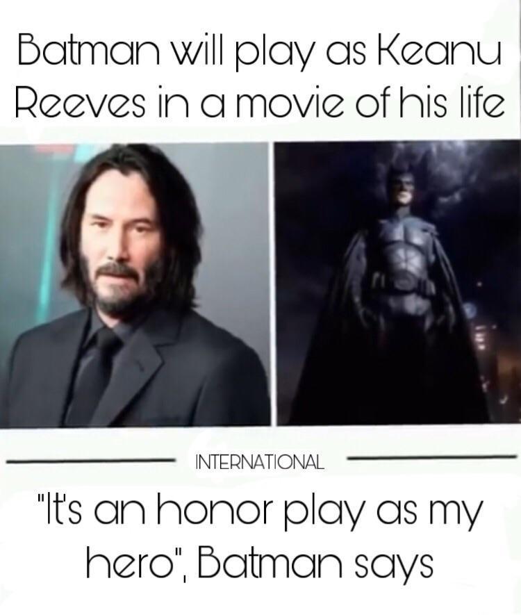 Hero plays Hero (sounds like porn tbh) - meme