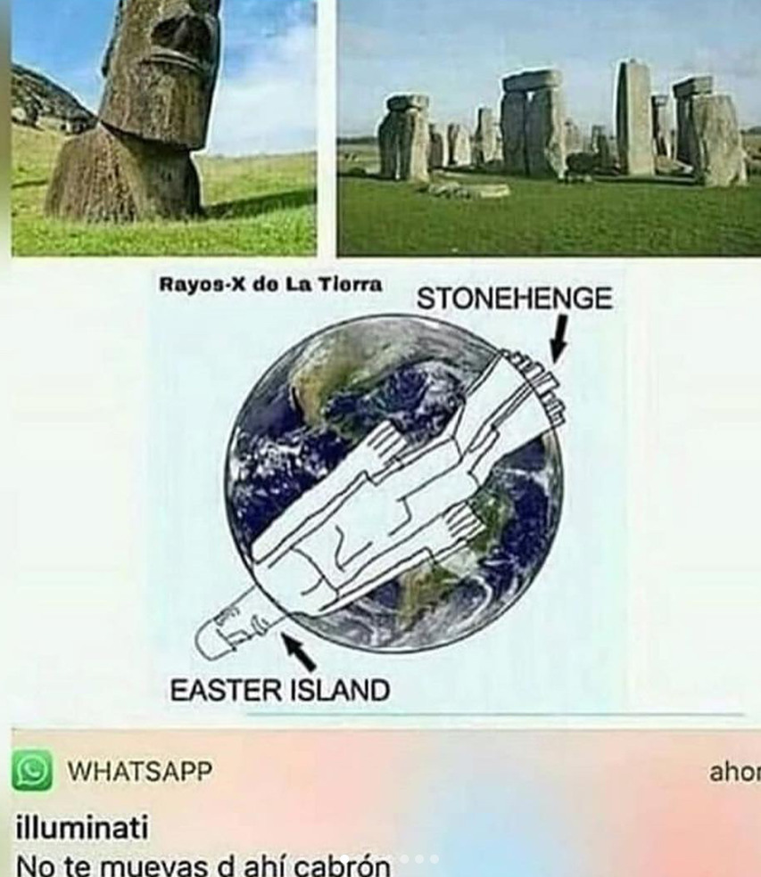 La lógica - meme