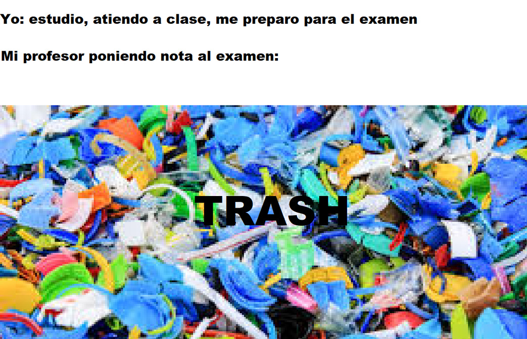 YO EN CLASE - meme