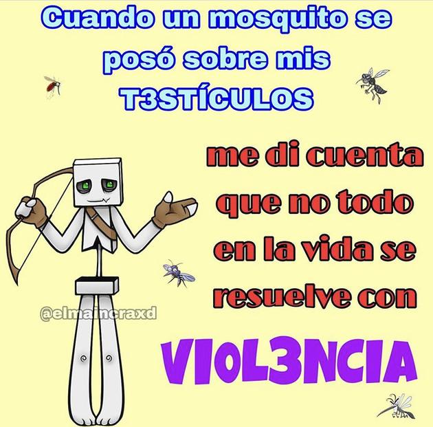 Violencia? - meme