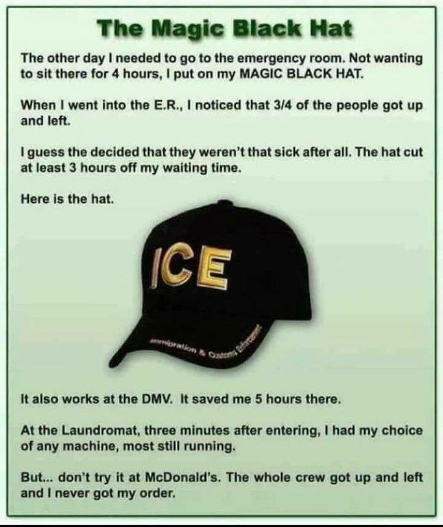 dongs in a hat - meme