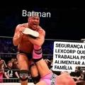 Batman com preparo