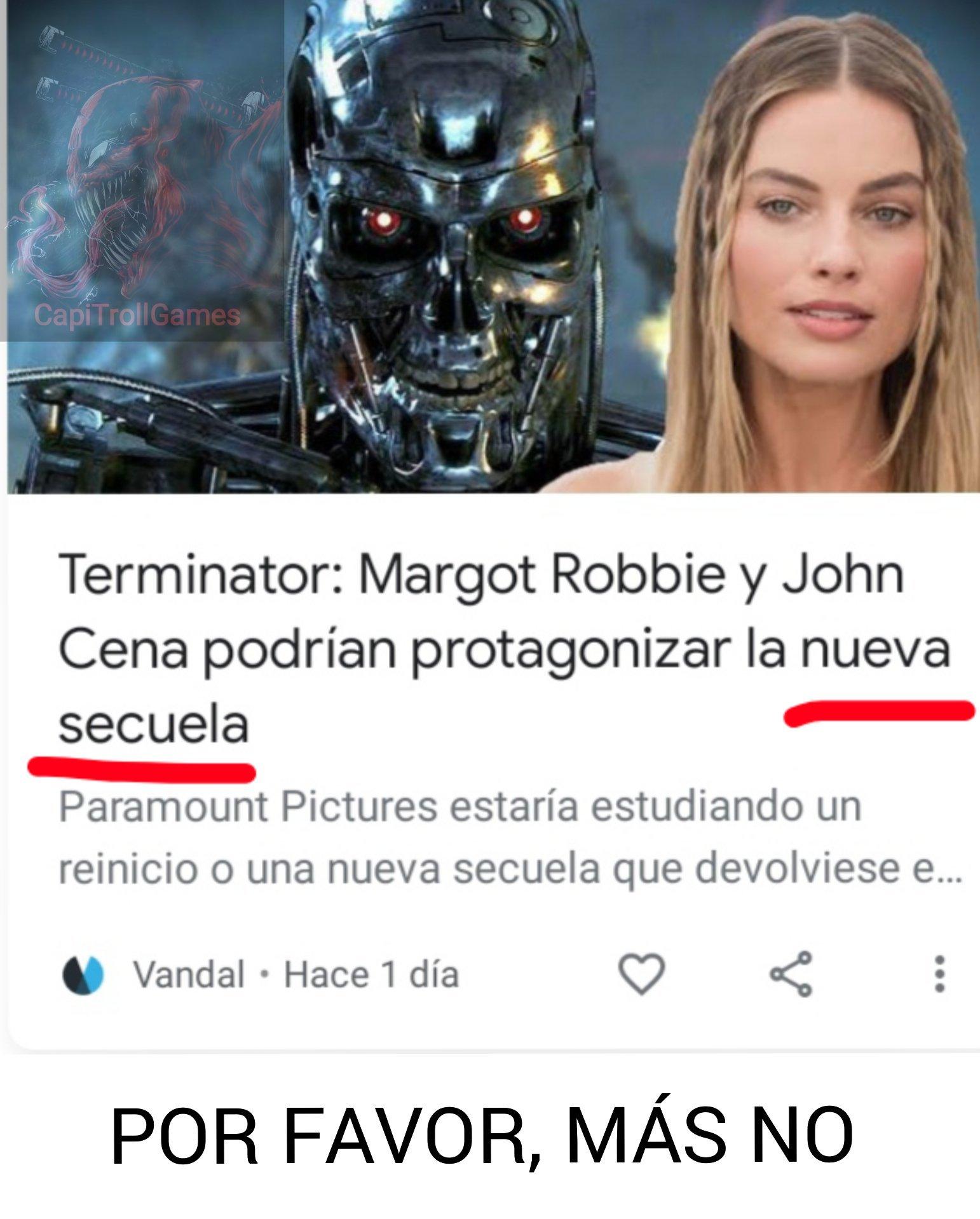 DEJAD MORIR YA A LA SAGA - meme