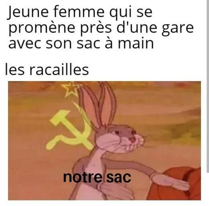 """""""La Racaille..."""" - Dirty Gadget - meme"""