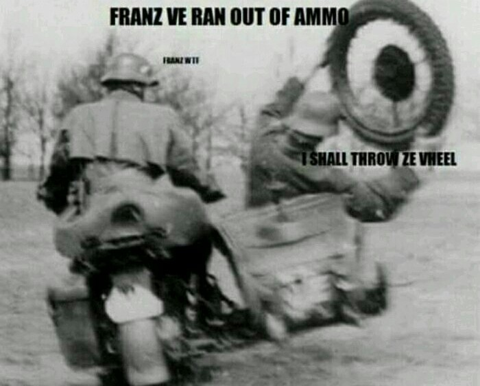 God dammit, Franz. - meme