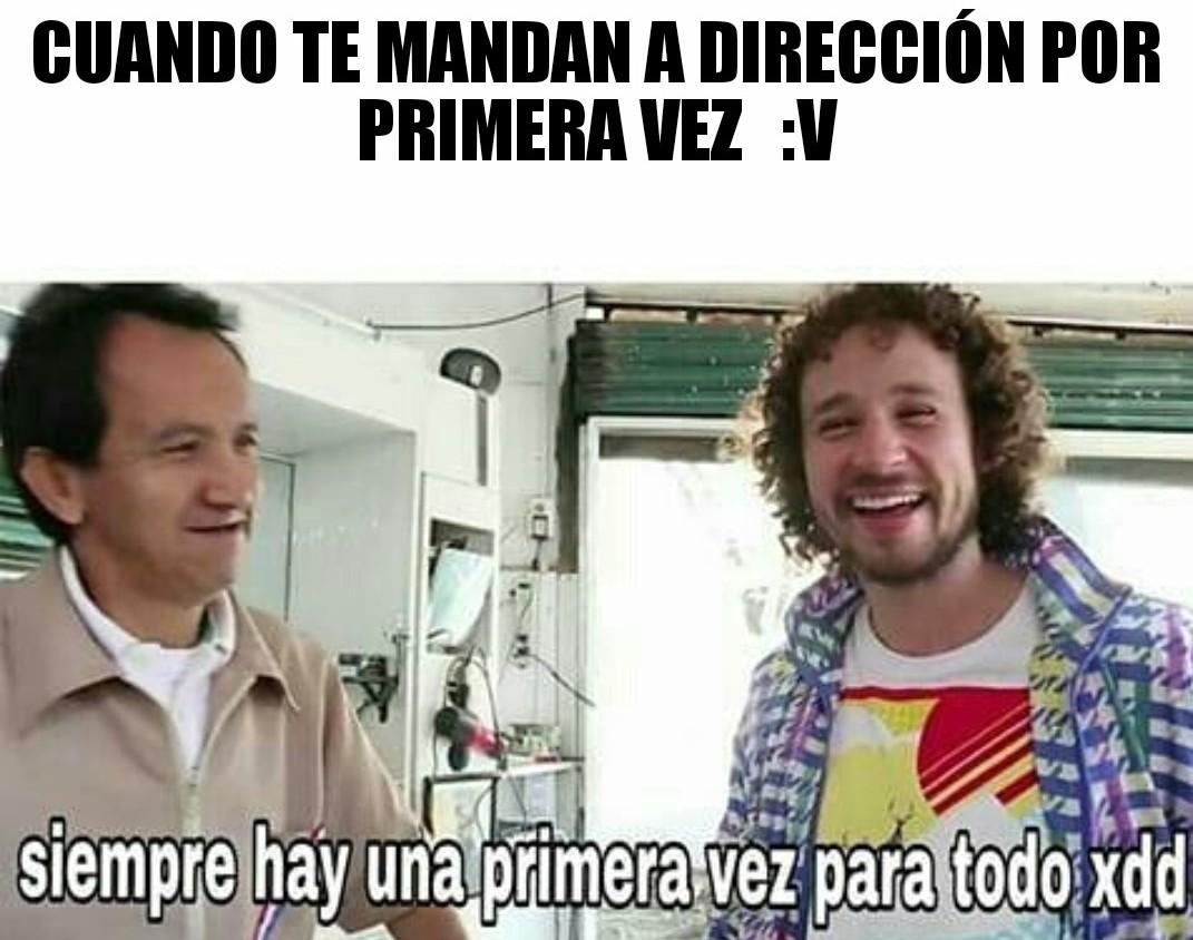 Tan yo...  :v - meme