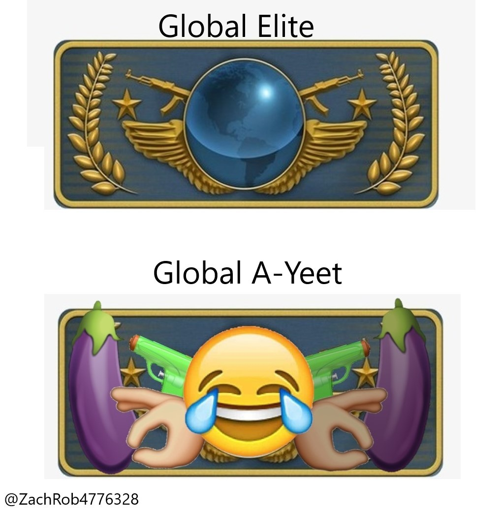 Im a silver 1 - meme