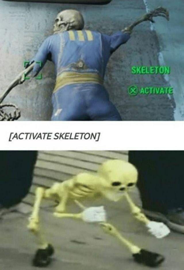 Spooky month in 3 weeks! - meme