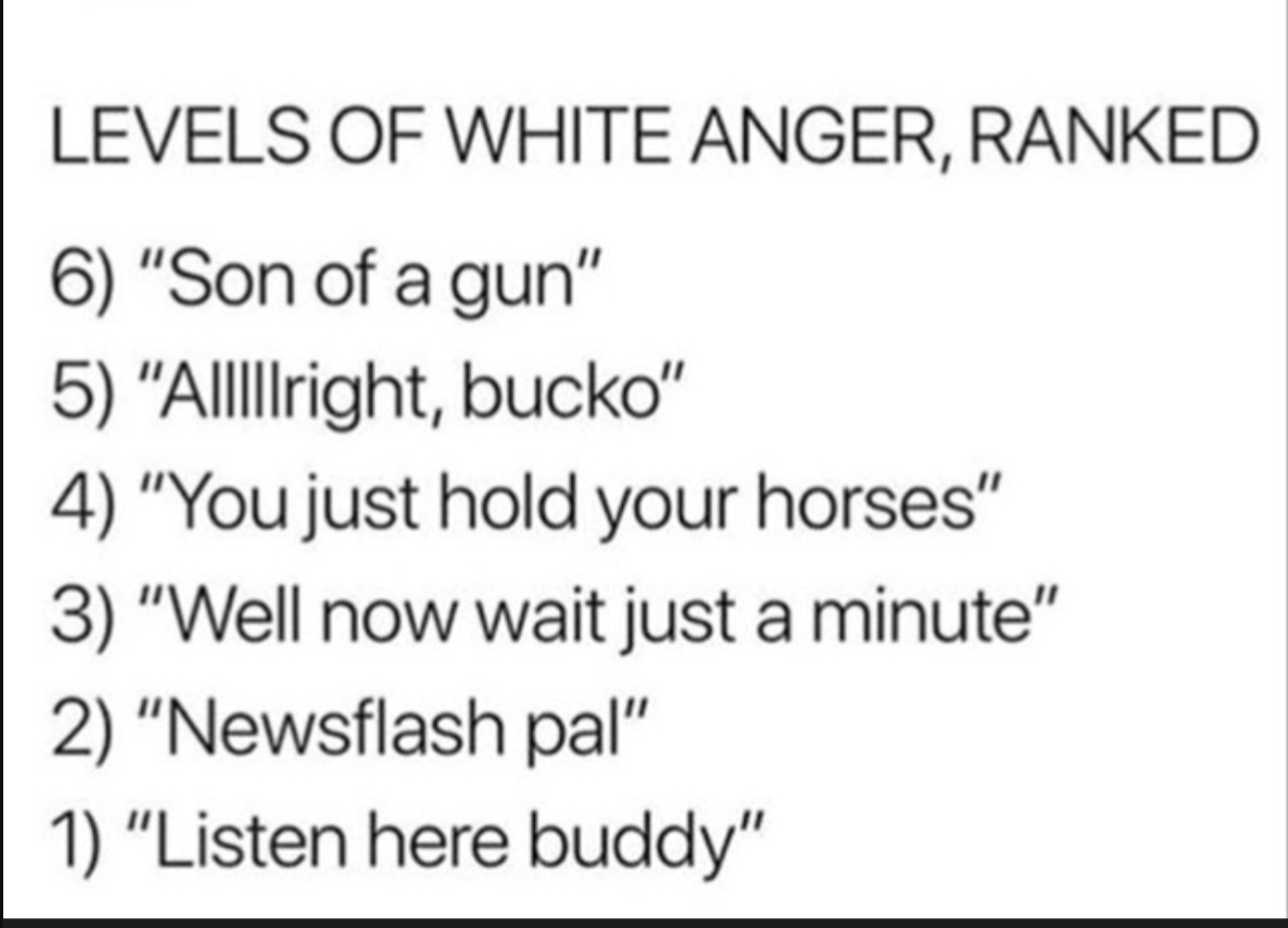 White - meme