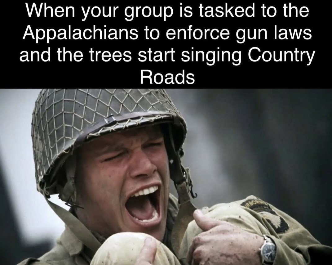 Dongs in Country Roads - Meme by ThunderMuffin :) Memedroid