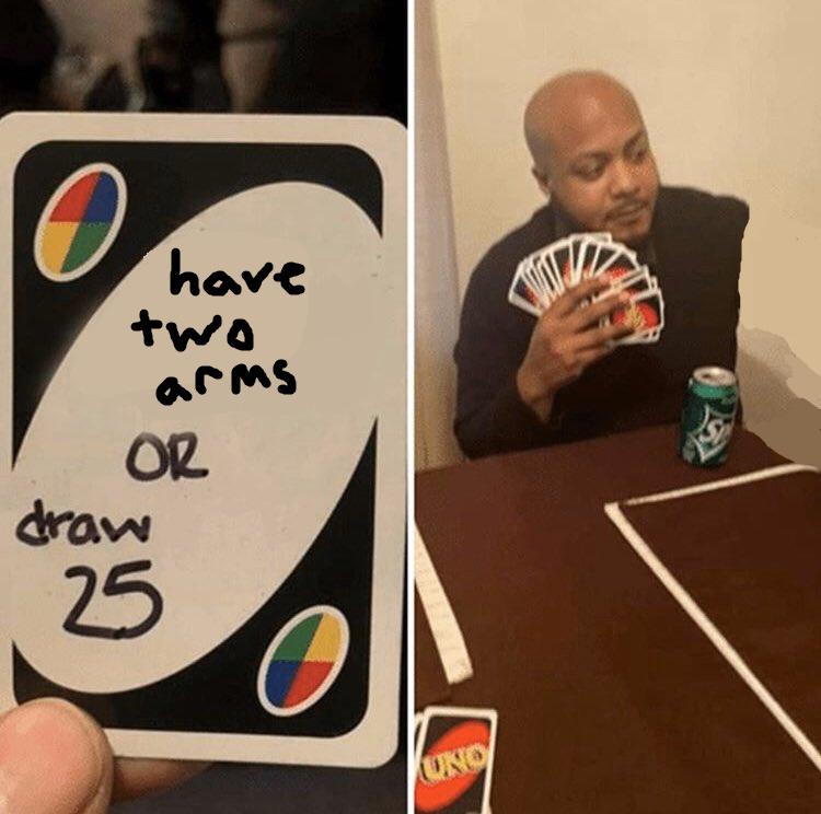 Escolha difícil - meme