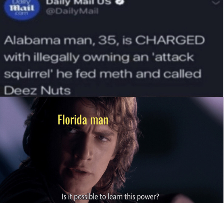 Is it possible to learn this power? - meme