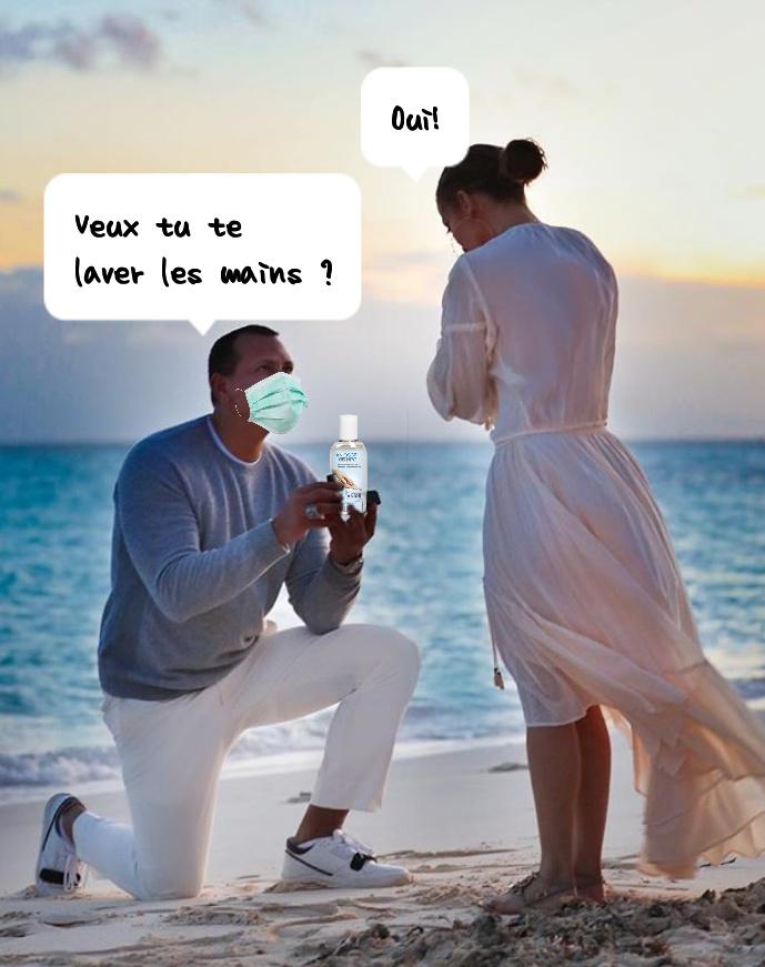 Elle a dit oui! - meme