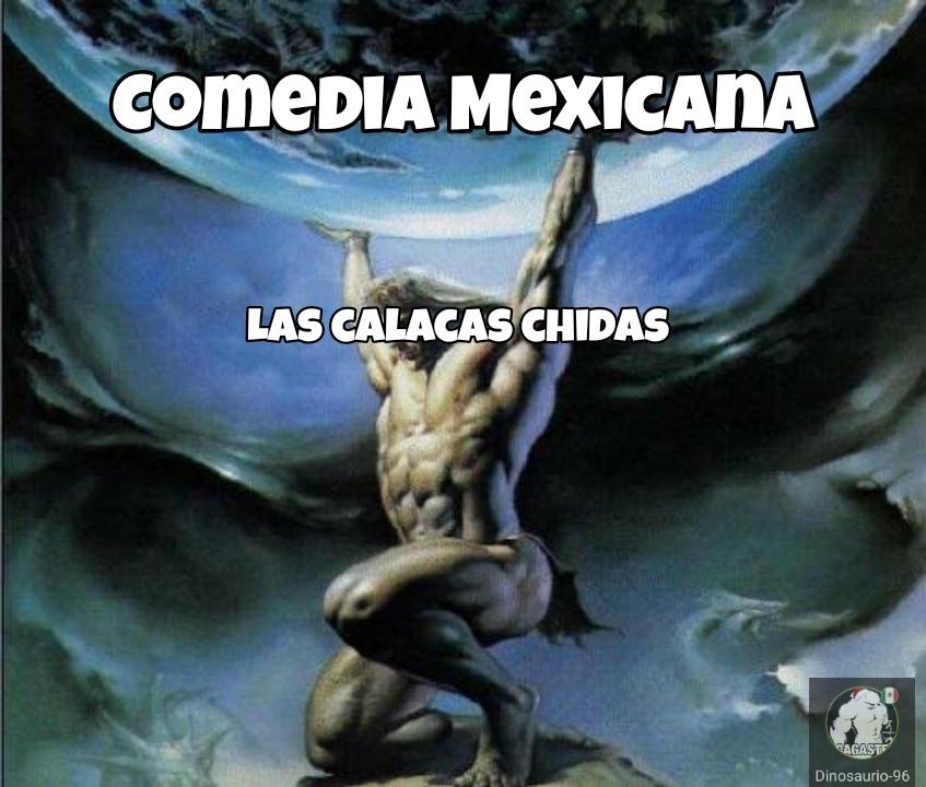 La comedia en México esta decallendo mucho - meme