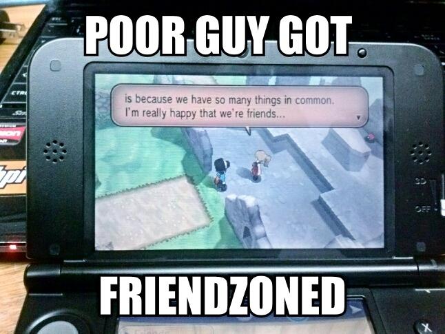 friendzoned - meme