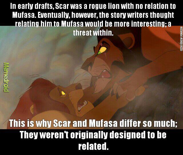 The Lion King - meme