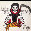 Listen to the grim reaper