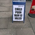The adventures of Child porn man