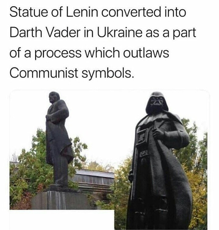 join the dark side comrade - meme