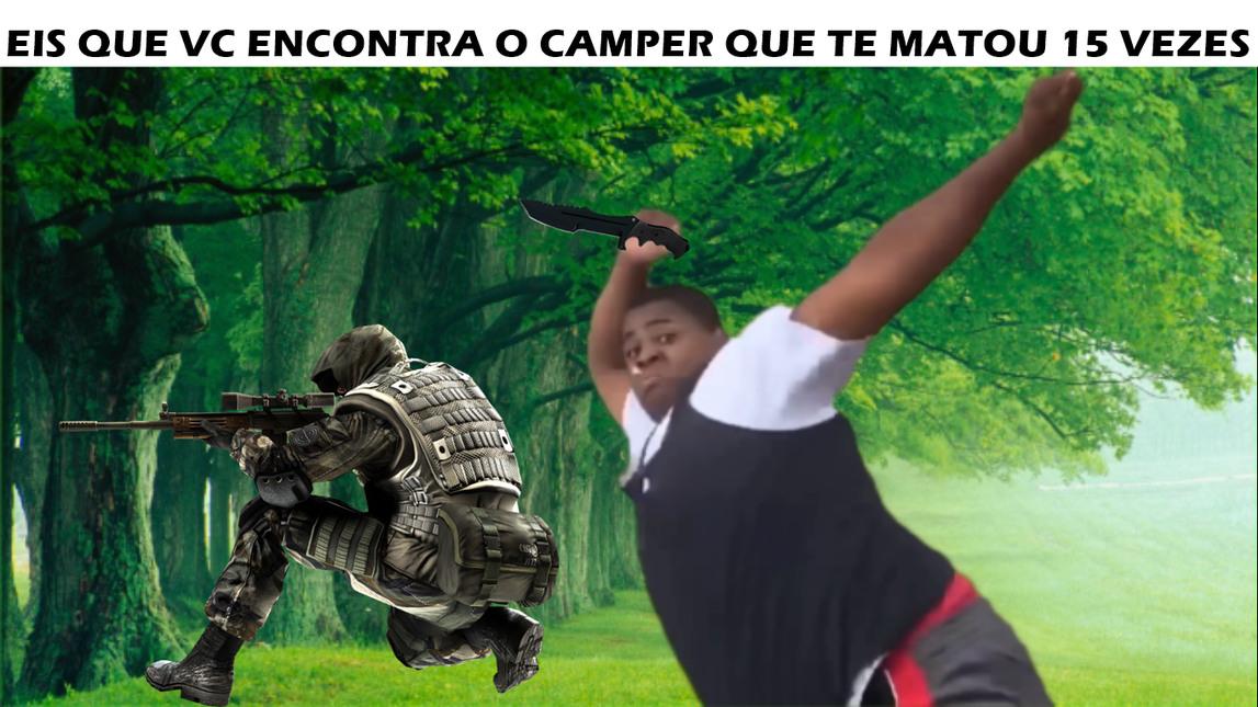 CAMPER SAFADO - meme