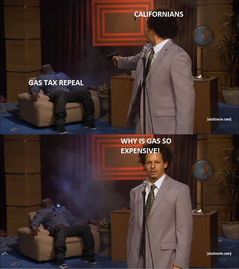 Cali hell - meme