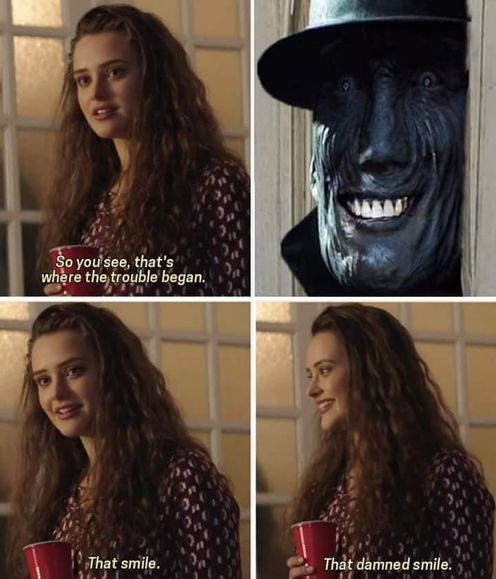 That smile - meme