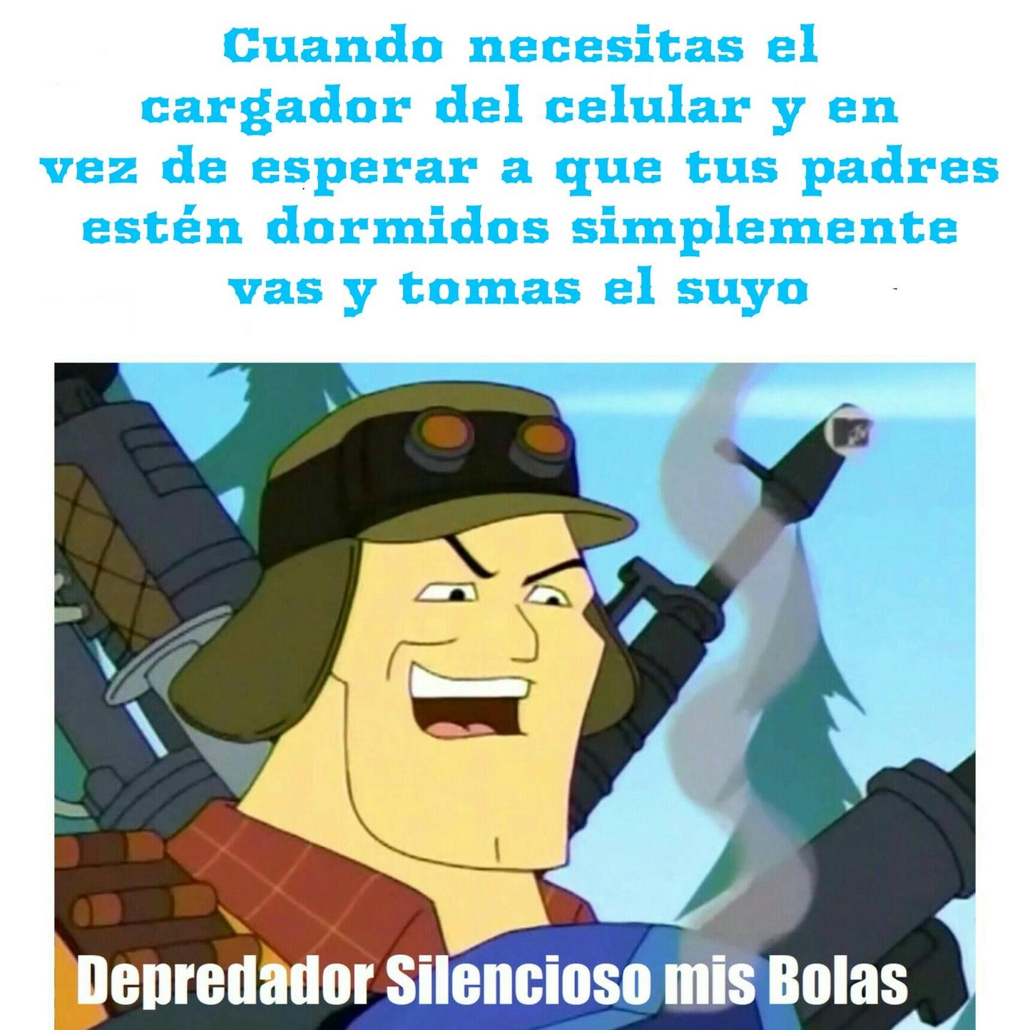 De chiquito - meme