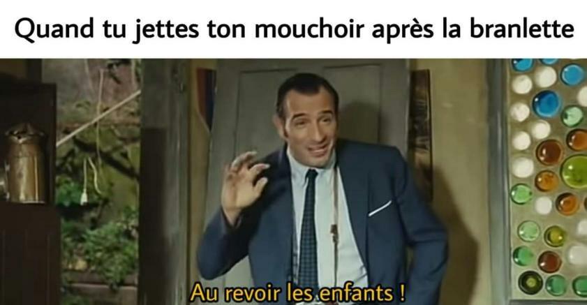 bonjour - meme