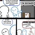 am       I        boomer     ????!!