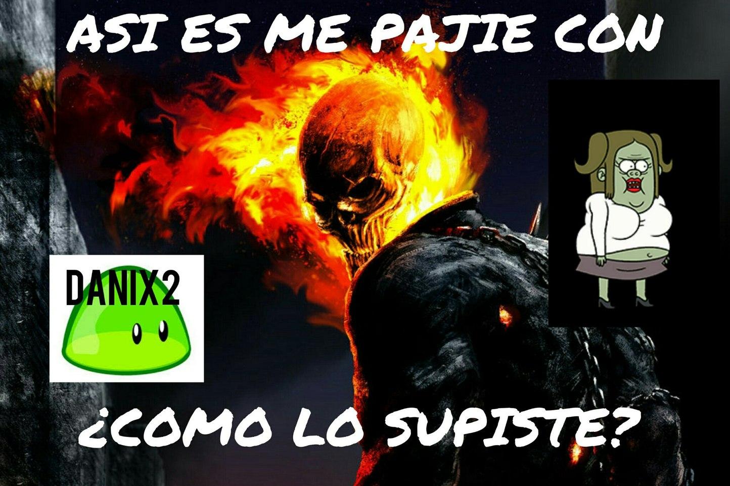 ABRO DEBATE: VENOM O EL GHOST RIDER - meme