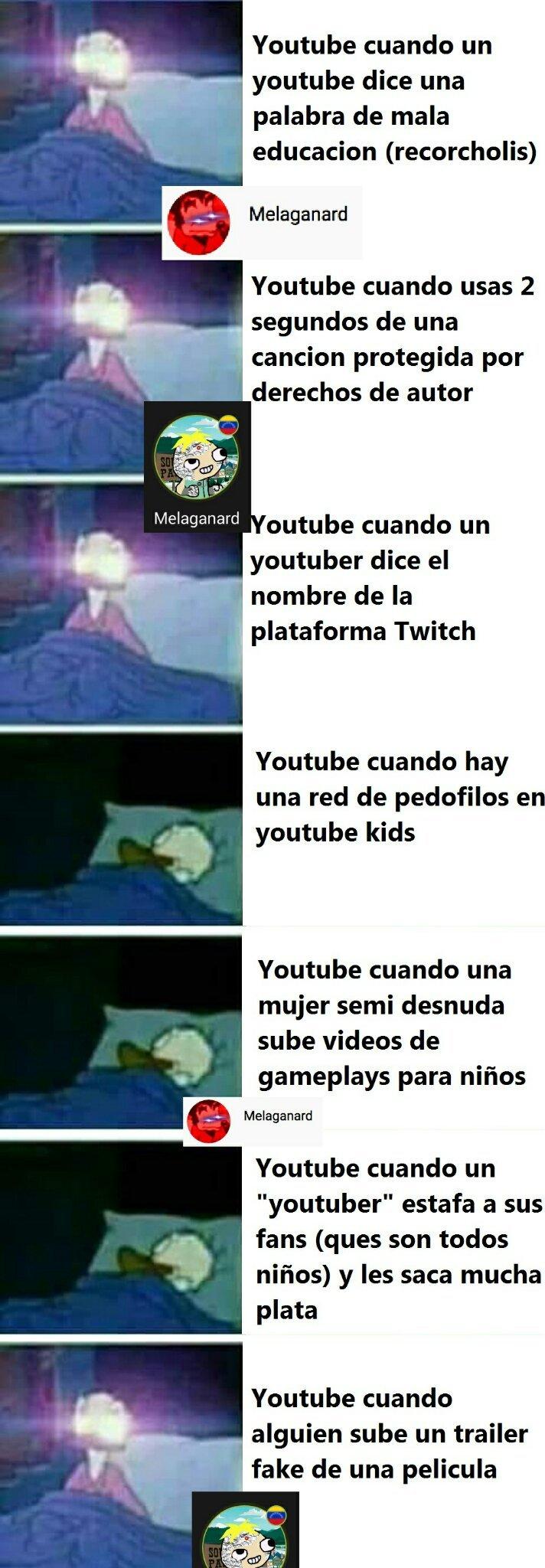 El meme es largo