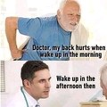 The way i will be answering my patients