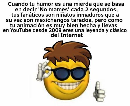 'Meme de mierda'-T.R.M