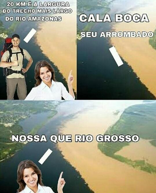Moro no Amazonas ;-; - meme